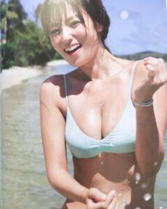 深田恭子 胸 カップ数