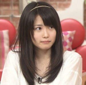 志田未来 カップ 水着
